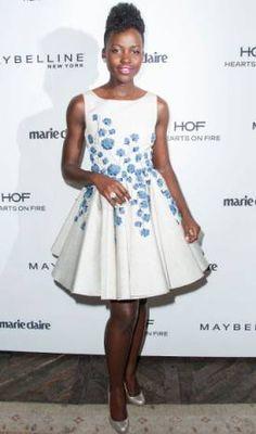 Lupita Nyong'o <3 Maravilhosa.