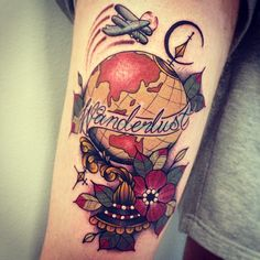 Love this tattoo! Photo by tom_bartley