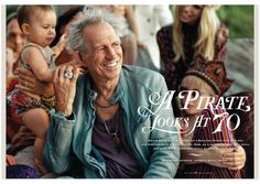 A Pirate Looks at 70 by Neil Tasker for Men's Journal