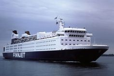 FINNJET Ship Tracker, Ferry Boat, Good Old Times, Days Out, Seas, Finland, Trips, Cruise, Nostalgia