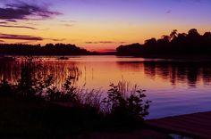 Trakai Sunset by Rob Higginbotham on 500px