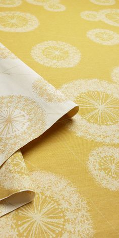 Gorgeous Yellow.  Yummy Earth element color. www.openspacesfengshui.com #FengShui