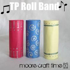 Paper roll craft