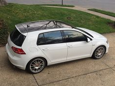 VWVortex.com - Official MK7 Golf/GTI picture thread.. Volkswagen Up, Vw Golf Variant, Cars And Motorcycles, Dream Cars, Trucks, Bike, Board, Vehicles, Beautiful