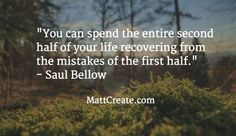 Quote of the Day  ★ Like this?  Sharing is caring!★  #QuoteOfTheDay #Quote #qotd  #MCqotd  <— Click for my previous quotes of the day.  #SaulBellow #Motivational #Success #Happiness #Life