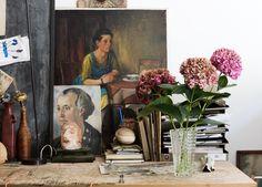 everyday alchemy — Pia Jane Bijkerk, , studio of Leslie Oschmann (Swarm)