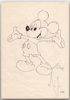 Mickey Mouse 1994