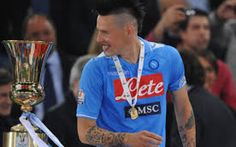Calciomercato Napoli: Marek Hamsik con le valigie pronte #napoli #calciomercato #hamsik