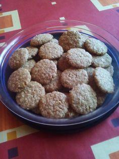 Zabpelyhes, fahéjas mézes karácsonyi keksz! Csodás íze és illata mindenkit az asztalhoz csábít!
