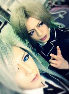 Kei & Tatsuya - Diaura