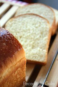Segunda vez que preparo este pão! Simples e gostoso, com ingredientes que sempre temos em casa, uma ótima receita que recomendo a todos que ... No Salt Recipes, Other Recipes, My Recipes, Bread Recipes, Sweet Recipes, Cooking Recipes, Favorite Recipes, Pan Bread, Bread Cake