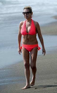 Jada Pinkett Smith's 61-Year-Old Mom's Abs Will Make You ...