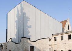 concert hall - ex convent saint louis, sainte elisabeth, saint françois, (1616-1789) louviers, normandie - opus 5