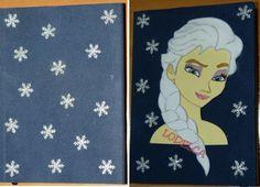 Libreta Elsa - Frozen