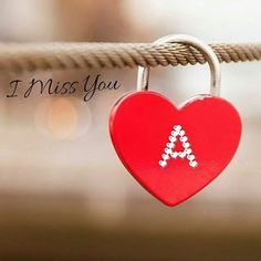 I lv u amder Love Images With Name, Cute Love Images, Love Heart Images, Cute Love Quotes, Miss You Images, I Miss You Wallpaper, Wallpaper Iphone Love, Love Quotes Wallpaper, Alphabet Letters Design