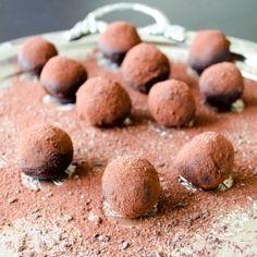 Cognac Chocolate Truffles Recipe on Give Recipe at http://www.giverecipe.com/cognac-chocolate-truffles.html