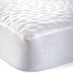 pebbletex organic tencel mattress protector by denise austin home