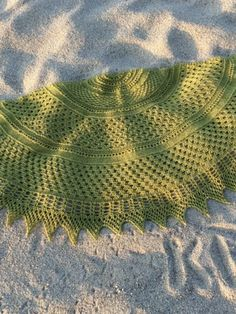 Rylie The Hole Story Shawl free pattern