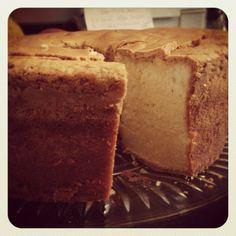 Mom's Almond Pound Cake