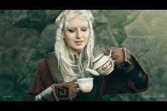 Women Cosplay as Male Characters from THE HOBBIT — GeekTyrant
