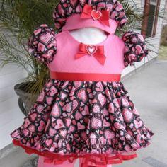 Lil queeny custom casual wear