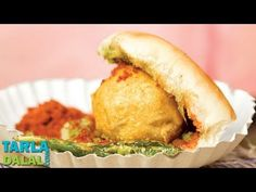Vada Pav - By Vahchef @ Vahrehvah.com - YouTube