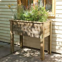 Garden Planters | Forest Bamburgh Planter Table