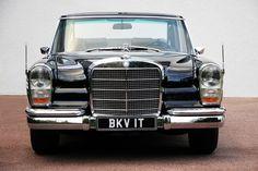 Mercedes-Benz 600 (W100) - Landaulet