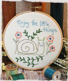 Vacaciones de Hudson - Diseñador Shirley Hudson: disfrutar de las pequeñas cosas-nuevo diseño de bordado