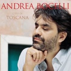 Andrea Bocelli...How did I miss this album about our beautiful Tuscan skies?