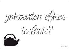 Teeleute?