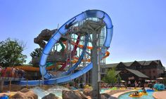 Splash down at the waterpark capital of the world! - Posted on Roadtrippers.com!