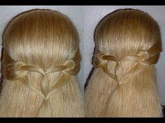 43 Besten Haare Bilder Auf Pinterest Coiffure Facile Hairstyle