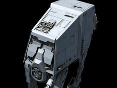 All-Terrain Armored Transport (AT-AT) by Ansel Hsiao on ArtStation.