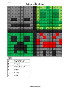 Minecraft Leather Advanced Multiplication Color The