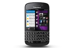 BlackBerry Q10 Officially Launched in India