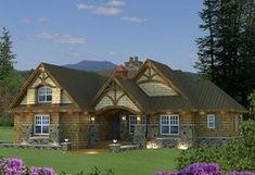 Mountain Plan: 1,858 Square Feet, 3 Bedrooms, 3 Bathrooms - 098-00269
