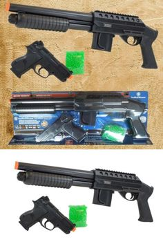 Pistol 160923: Licensed Smith And Wesson Shotgun Handgun Bb Airsoft Combo 355 Fps Free Shipping -> BUY IT NOW ONLY: $33.93 on eBay!