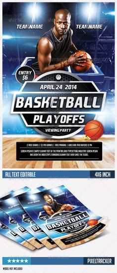 Basketball Event Flyer Template. Download The Full PSD Flyer Here: http://graphicriver.net/item/basketball-event-flyer-template/7492846
