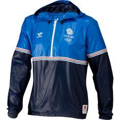 Adidas Team GB jacket | Cagoules that I own | Pinterest | Adidas ...