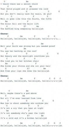 Die 13 Besten Bilder Von Halleluja Songtext Halleluja