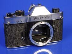 Rollei Rolleiflex SL35 SL 35