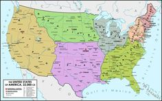 Alternate North America by on DeviantArt Alternate History, Alternate Worlds, Map Symbols, United States Map, Fantasy Map, State Map, Gulf Of Mexico, Historical Pictures, World History
