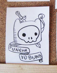 | (• ◡•)| Adventure Time Stuffz (❍ᴥ❍ʋ) - Adventure Time Tattoo Pack