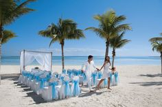 30+ Amazing Wedding Venues Around the World - Barceló Maya Palace Deluxe Los Cabos in Mexico