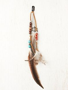 Free People Silver Flower Clip at Free People Clothing Boutique - StyleSays