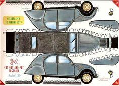 Citroën 2CV : peut-être mon plus vieux souvenir avec l'été : je me réveille, le matin, sur la banquette arrière avec à l'horizon l'océan. Il fait beau. J'ai 5 ans.