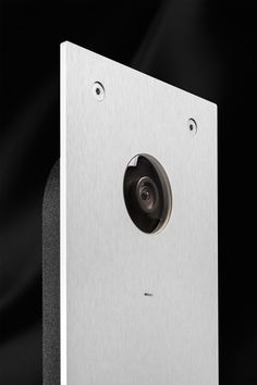 Doorphone Robin Proline SIP SV Brushed Aluminium