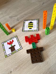 Primary Maths Games, Math Games, Math For Kids, Games For Kids, Infant Activities, Activities For Kids, Math Blocks, Morning Activities, Block Area