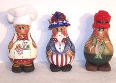 Gingerbread LIGHTBULB CD 10 Patterns Uncle Sam Sweet Gingers Christmas | eBay
